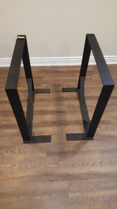 DIY table legs $350
