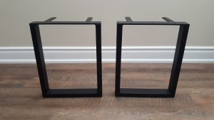 DIY bench frame legs $120